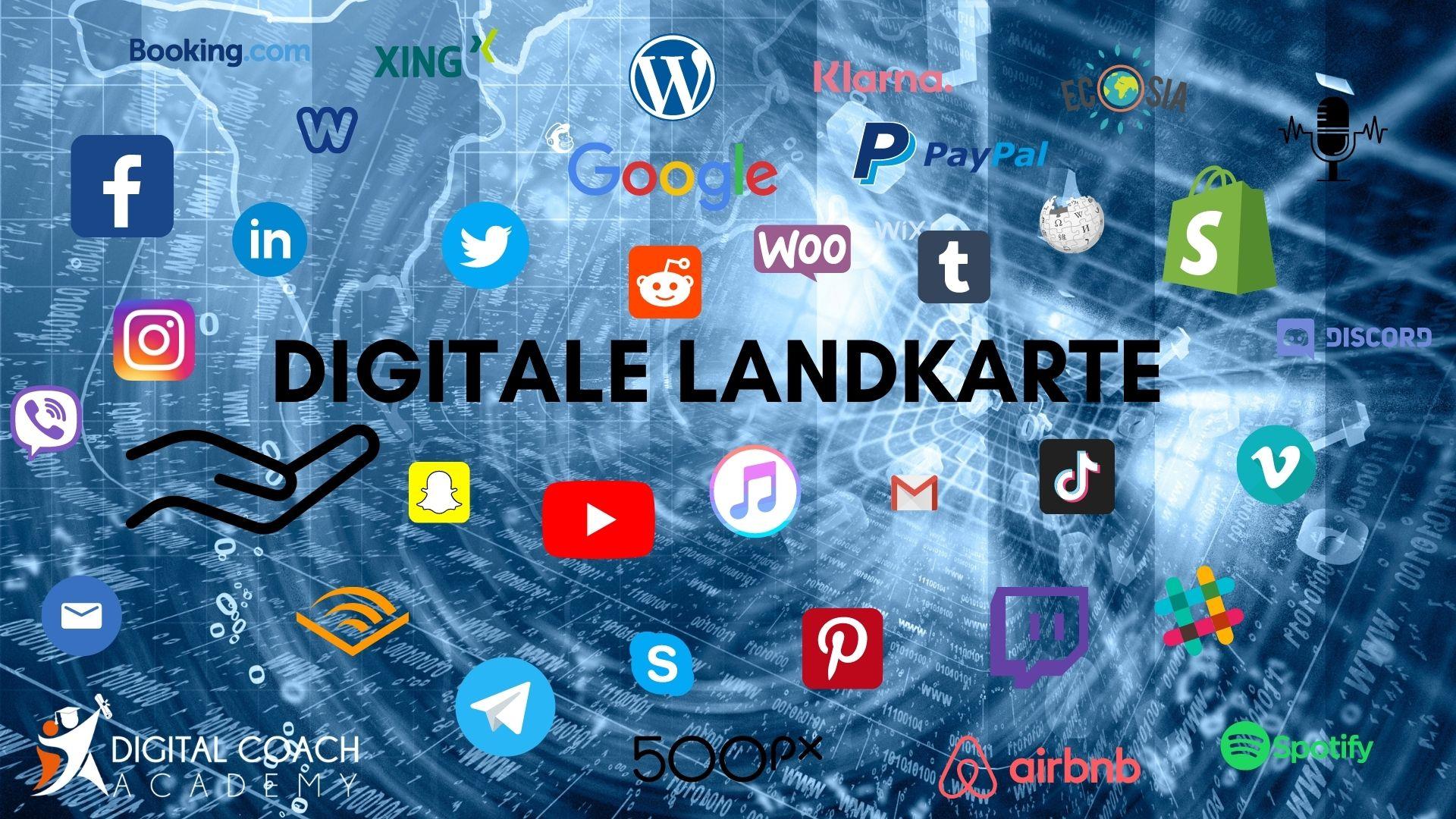 Read more about the article Eine digitale Landkarte