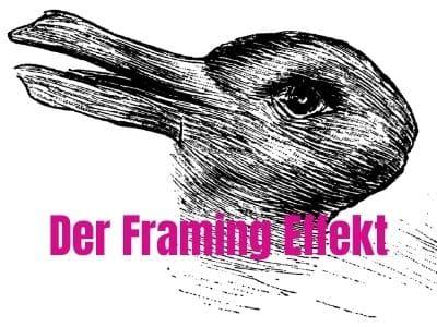 Read more about the article Der Framing Effekt