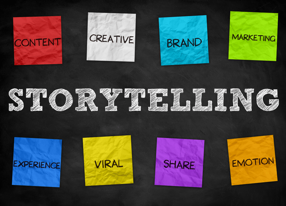 Read more about the article Storytelling und Personal Branding