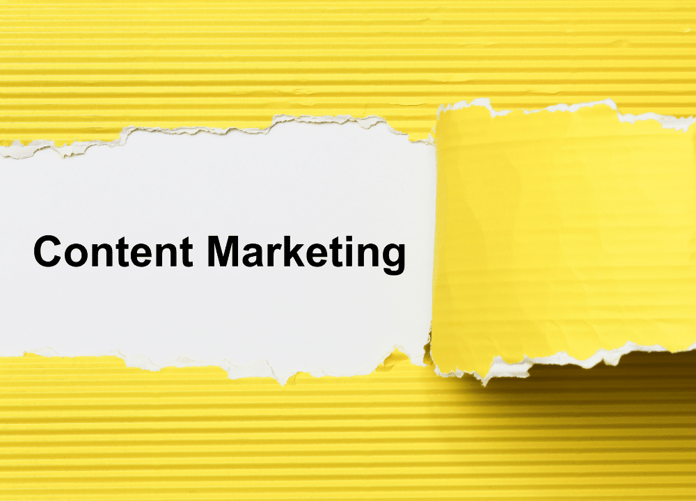 Read more about the article Content Marketing beim Bloggen